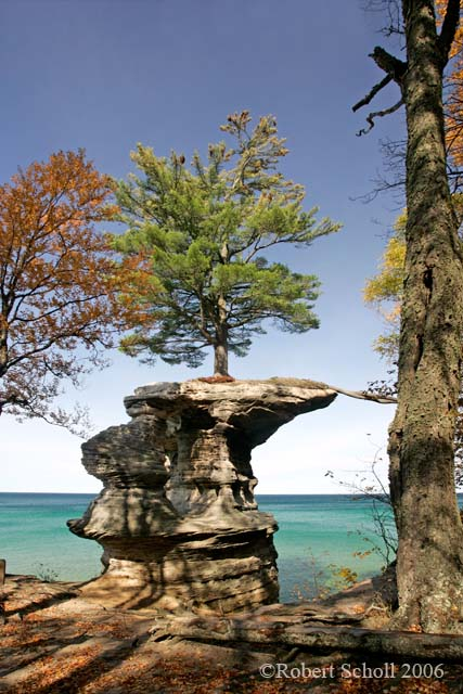 Chapel Rock Michigan
