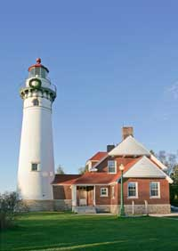 Seul Choix Lighthouse Note Card