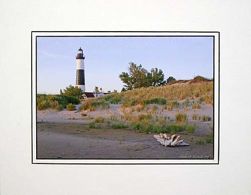 Big Sable Lighthouse Print