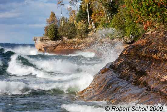 Pictured Rocks Lakeshore